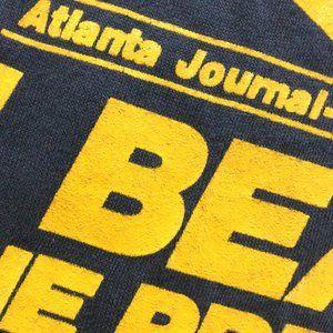Screen Stars Shirts - Atlanta Football 80's Vintage Screen Stars Shirt